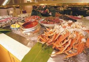 Las Vegas' Village Seafood Buffet