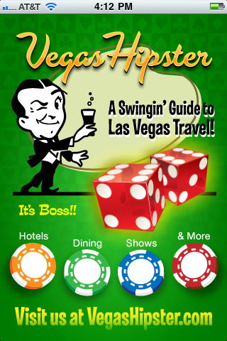 Vegas iPhone App