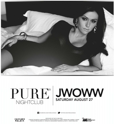 Vegas Pure JWOWW