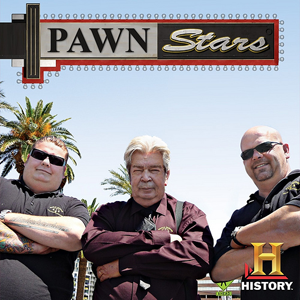 Vegas Pawn Stars