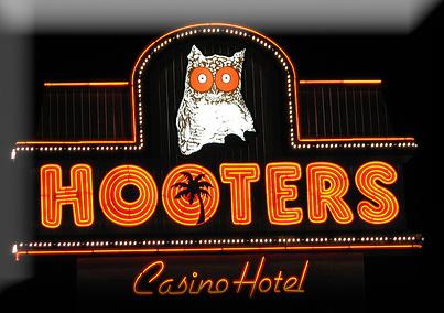 Vegas Hooters