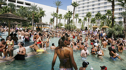 Vegas Labor Day Weekend