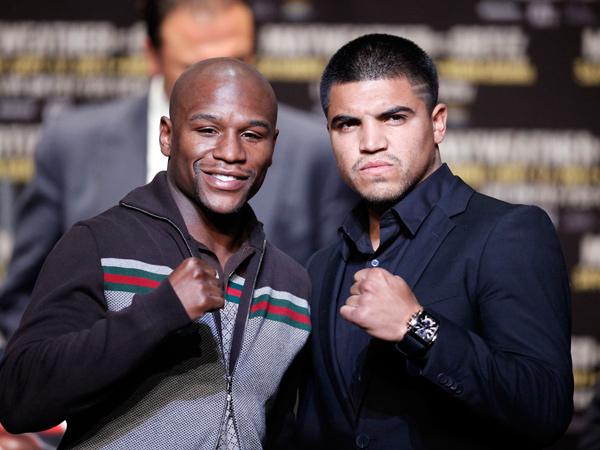 Vegas Mayweather Ortiz