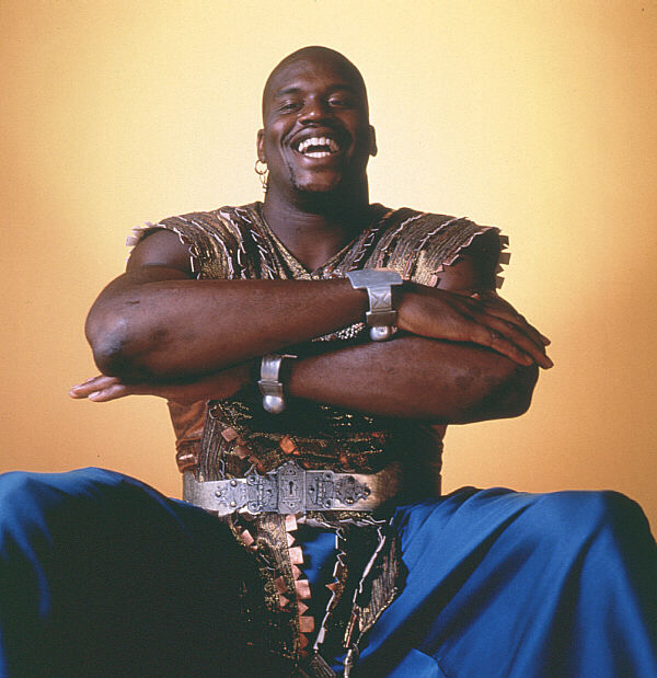 Shaquille O'Neal Vegas