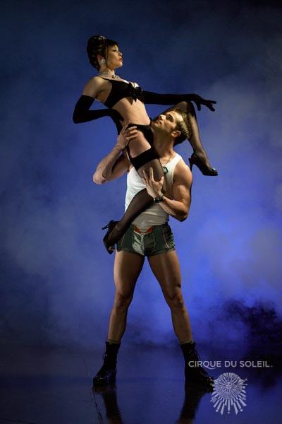 Vegas Cirque du Soleil Zumanity