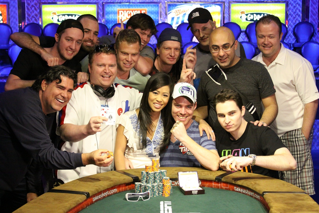 WSOP 2011 Las Vegas