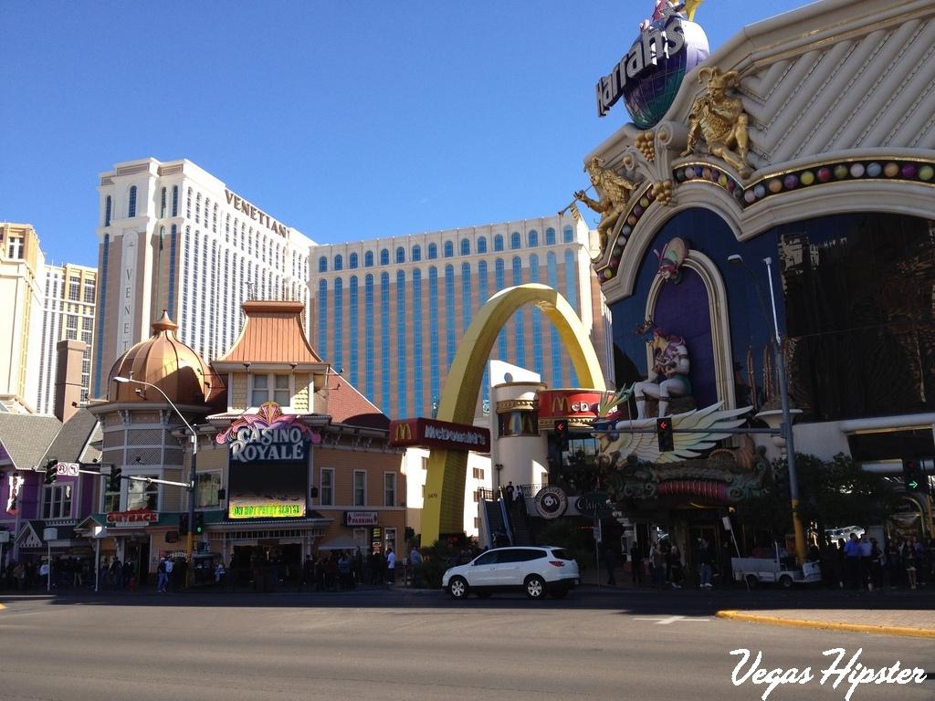 casino next to harrahs in vegas