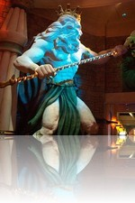 Caesars Palace Fall of Atlantis