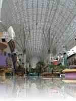 Fremont Street during the day