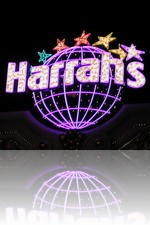 Harrahs Sign