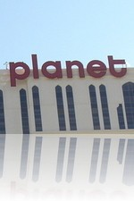 Planet Hollywood from the outside