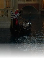 The Venetian Grand Canal Shoppes Gondola Rides
