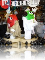 Las Vegas M&M Factory