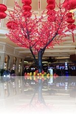 Bellagio During Chinese New Year