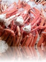 Carnival World Buffet Crab Legs